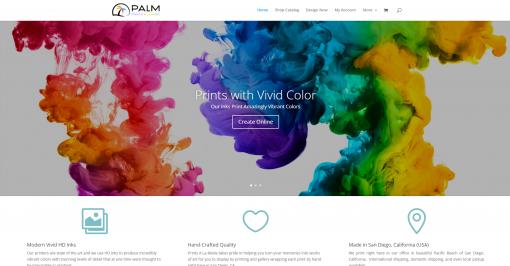 Rocket Ivy Website Example