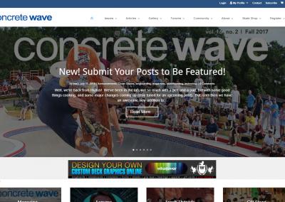 Concrete Wave Magazine