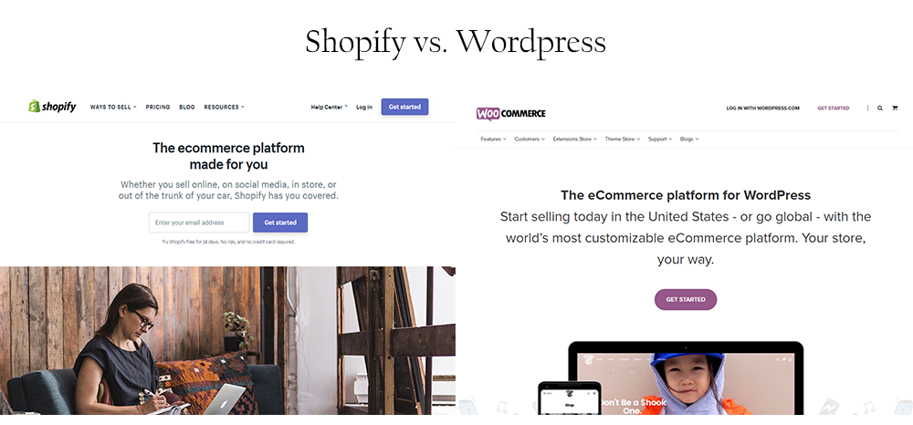 What's Better Than Shopify? WordPress + WooCommerce.