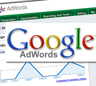 Managed Google Ad Words Campaigns