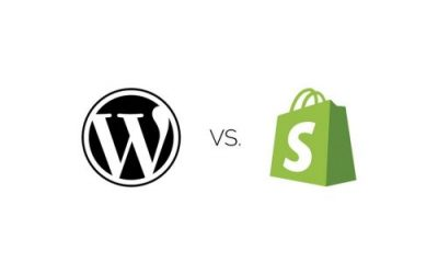 Top 4 Reasons WordPress Beats Shopify for eCommerce