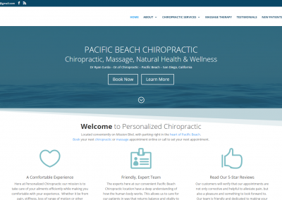Personalized Chiropractic