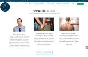 Personalized Chiropractic - Pacific Beach Chiropractor - San Diego CA- Chiropractic Services